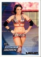 2010 WWE (Topps) Layla (No.2)