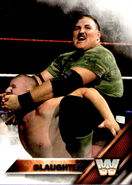 2016 WWE (Topps) Then, Now, Forever Sgt. Slaughter 193