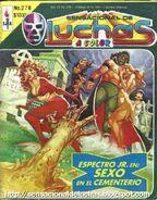 Sensacional de Luchas 278