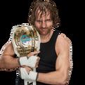 Dean Ambrose WWE Intercontinental Champion
