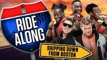 WWE Ride Along - Shipping from Boston