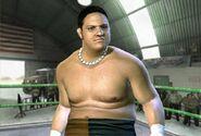 Samoa Joe TNA Videogame