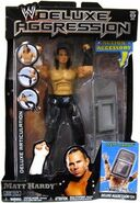 WWE Deluxe Aggression 24 Matt Hardy