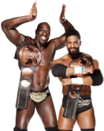 Prime time players tag team champions by nibble t-d8xed39