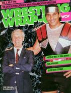 WCW Magazine - July 1990
