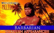 Barbarian - WF Meltdown 2015