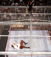 Mankind vs The Undertaker Hell in a Cell Match King of the Ring 1998 19