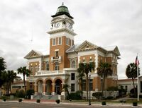 SUWANNEE COUNTY COURT HOUSE in Live Oak, FL