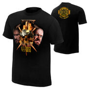 WrestleMania 28 End of an Era Face-Off T-Shirt