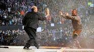 The Undertaker v CM Punk at WrestleMania 29