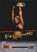 2002 WWE Absolute Divas (Fleer) Lita 69