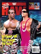 Raw Magazine January February 1997