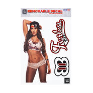 Nikki Bella Removeable Decal