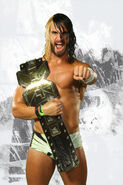 Seth Rollins NXT Champ