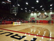 Struthers Field House