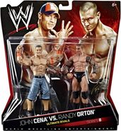 WWE Battle Packs 8 Randy Orton & John Cena