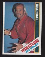 1985 Wrestling All Stars Trading Cards Hulk Hogan 1