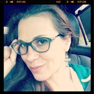 Mickie James Glasses
