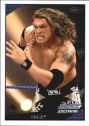 2009 WWE (Topps) Edge 21