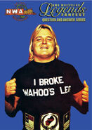 NWA Legends Q&A Greg Valentine