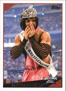 2009 WWE (Topps) Santina Marella 80