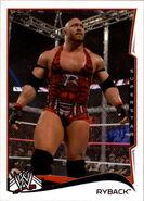 2014 WWE (Topps) Ryback 43