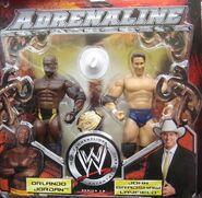 WWE Adrenaline Series 12 Orlando Jordan & JBL