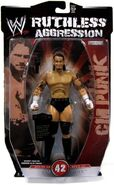 WWE Ruthless Aggression 42 CM Punk