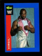 1991 WWF Classic Superstars Cards Virgil 58