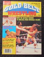 Gold Belt Wrestling - January 1991