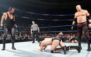 Taker and kane vs chirs