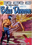 El Increìble Blue Demon 18