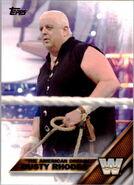 2016 WWE (Topps) Dusty Rhodes 51