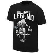 Bruno Sammartino Hall of Fame 2013 T-Shirt