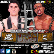 CZW Down With The Sickness 2015 1