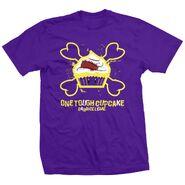 Candice LeRae One Tough Cupcake (Purple) Shirt