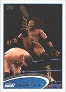 2012 WWE (Topps) Booker T 58