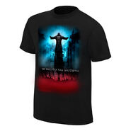 The Undertaker The Deadman Will Live Eternal T-Shirt