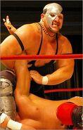 Thunder wrestler