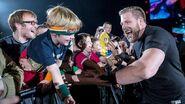 WWE World Tour 2015 - Glasgow 5