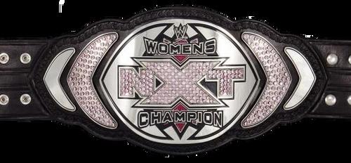 Nxt womens champ