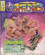 Sensacional de Luchas 449