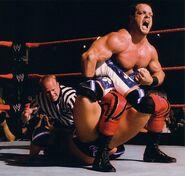 Bad Blood 2004 Tag Titles