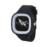 CM Punk BITW Flex Watch - Black