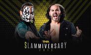 Hardy V Hardy Slammiversary