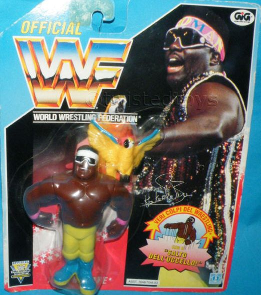 koko b ware (wwf hasbro 1992)  pro wrestling  fandom  ~ Geschirrspülmaschine B Ware