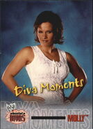 2002 WWE Absolute Divas (Fleer) Molly 68