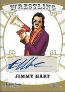 2016 Leaf Signature Series Wrestling Jimmy Hart 37