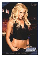 2009 WWE (Topps) Michelle McCool 10