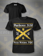 Bully Ray Hardcore 5150 T-Shirt